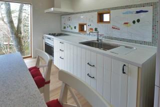 ドディチタイルのキッチンタイル
