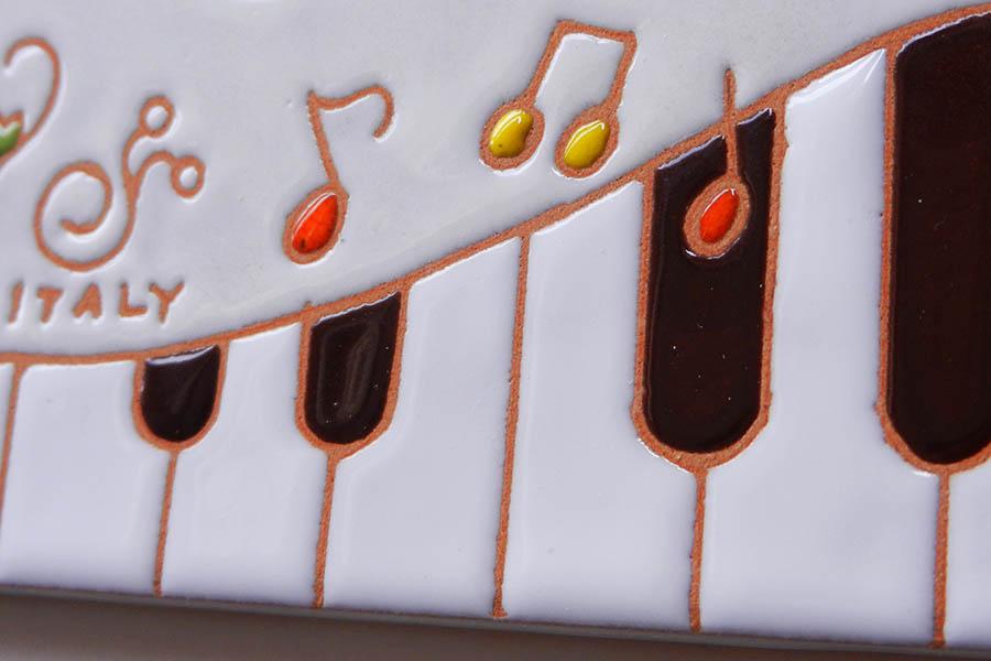 ピアノ教室の看板