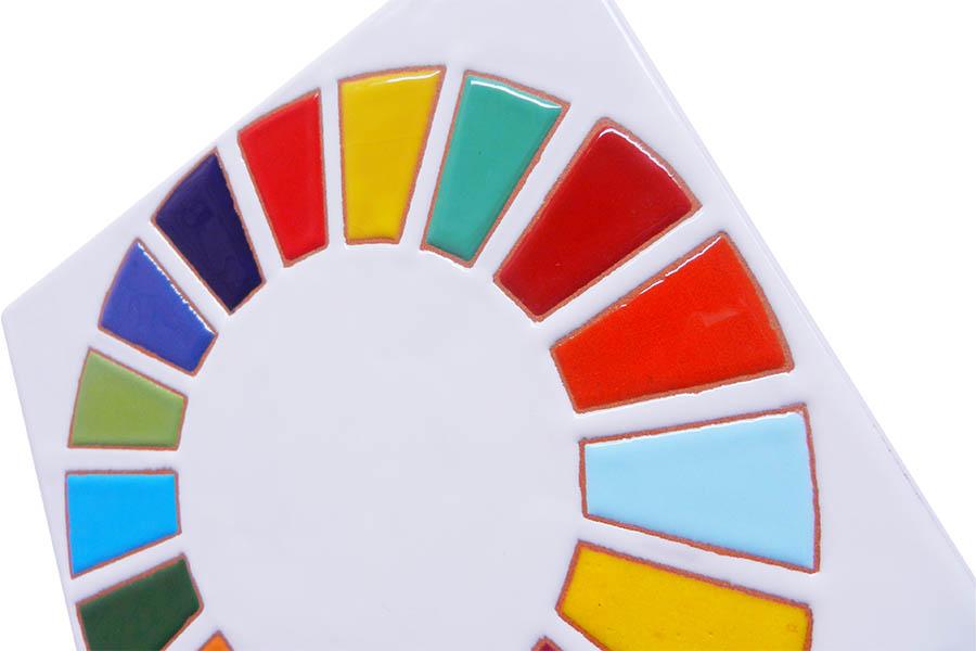 SDGs-ロゴのタイルサイン