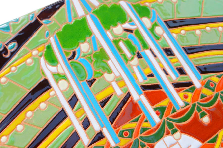 オクトーバーフェストのタイル
